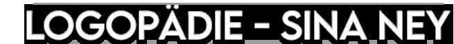 Logopädie Ney Lübeck Logo
